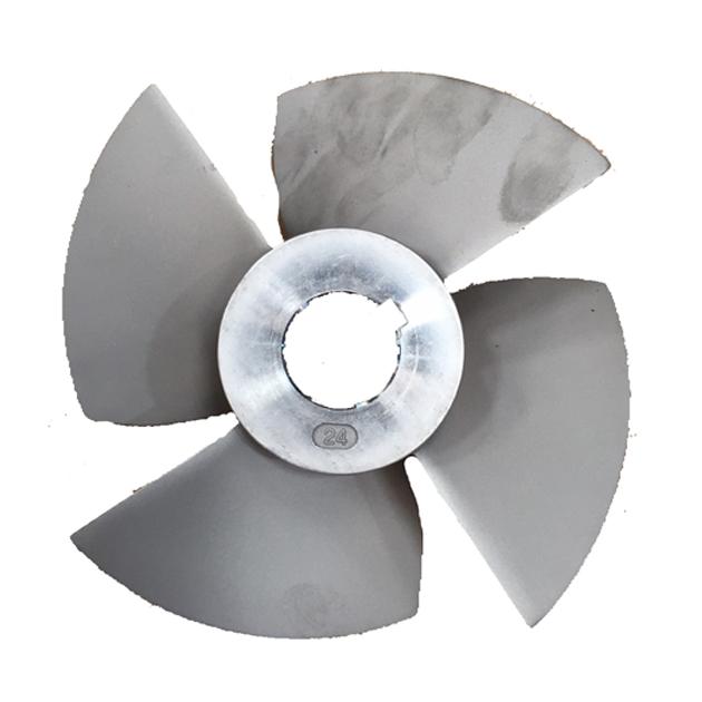 Axial Flow Impeller Blades : Marineenginedepot
