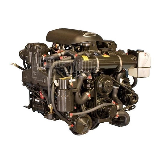 5.7L Complete Sterndrive Engine [Pre-1992 Style]
