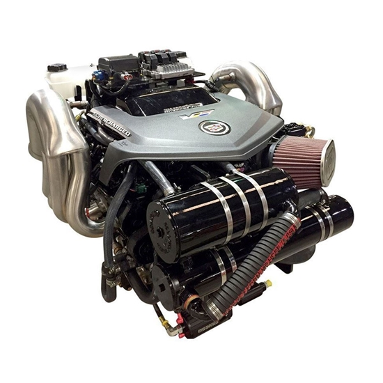 6.2L Supercharged Inboard Engine 550 HP