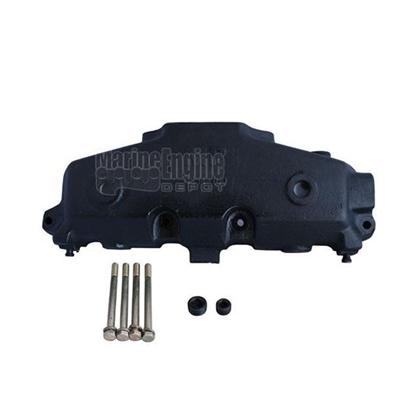 Exhaust Manifold 5.0L/305ci to 5.7L/350ci Merc Style Iron