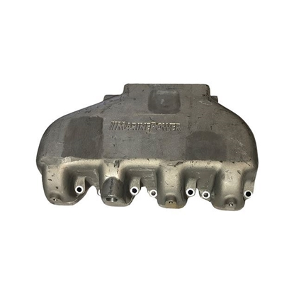 Big Block Chevy 7.4/454-8.2/502 Aluminum Exhaust Manifold