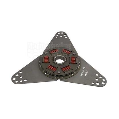 Damper Plate 3.0L/181co to 5.7L/350ci