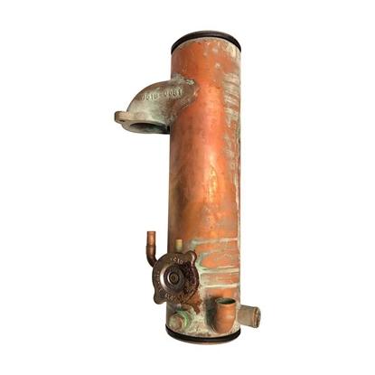 "3.0L Side Mount 4"" Heat Exchanger"