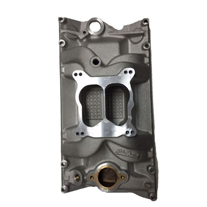 Edlebrock Intake Manifold 5.0L/305ci to 5.7L/350ci Performance With Brass Lining