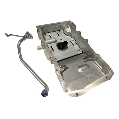 Chevrolet Performance 12631828 Oil Pan Assembly (Includes Pick Up)