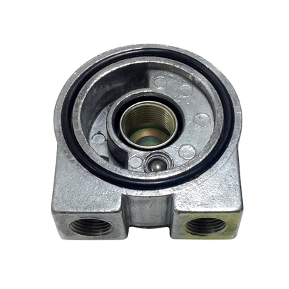 GM LS Sandwich Style Oil Adapter