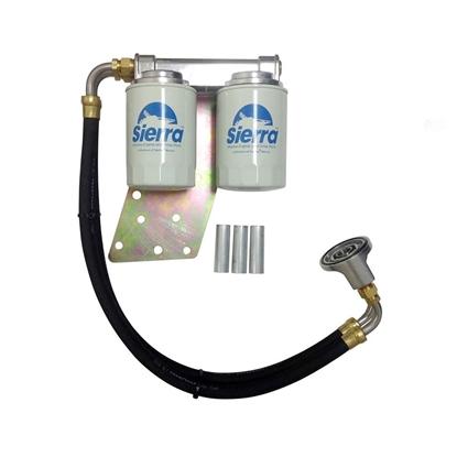 Dual Remote Oil Filter Kt 5.0L-5.7L