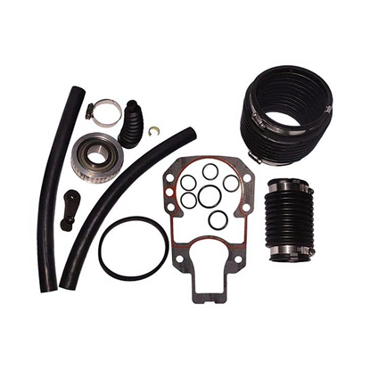 Picture of Mercruiser 1983-1990 Alpha One Transom Plate Seal Kit Replaces 30-803097T