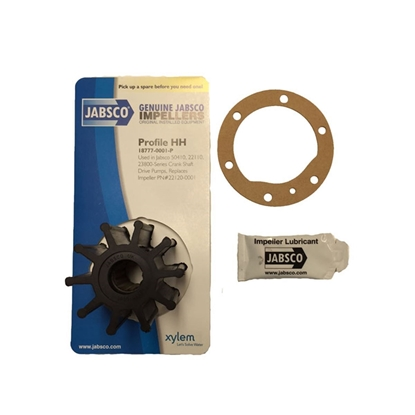Impeller Jabsco Pump (50410, 22120, 23800)