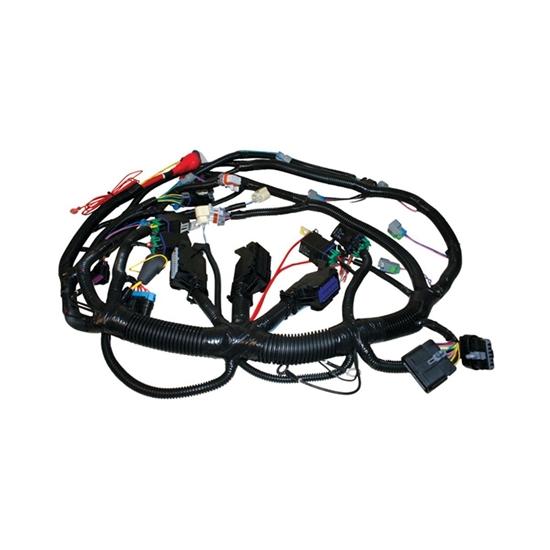 5 7l 350ci Mefi 5a Wiring Harness, Marine Wiring Harness