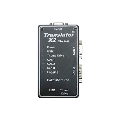 Translator for J1939 to NEMA2000