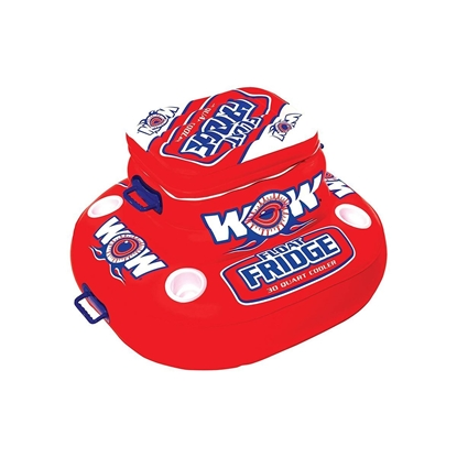 World of Watersports Float Fridge Inflatable Cooler (11-2000)