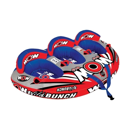 World of Watersports Wild Bunch Towable (11-1120)
