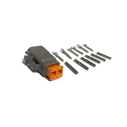 Duetsch 6 Way Connector