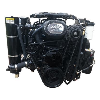 6.0L Jet Boat Engine Front