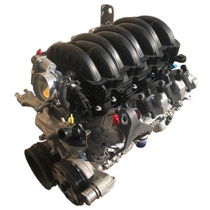 6.2 DI L86 Base Engine Left