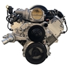 New 6.2L LS3 GM Marine Long Block Engine Front