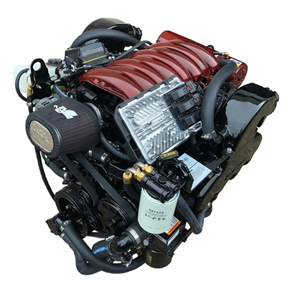 New 5.3L V8 DI SportPac Engine