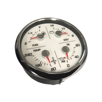 Picture of Medallion 4 in 1 CAN BUS Gauge Cluster