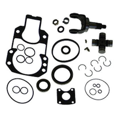 Yoke and U-Joint Service Kit (EMP 94-01271)