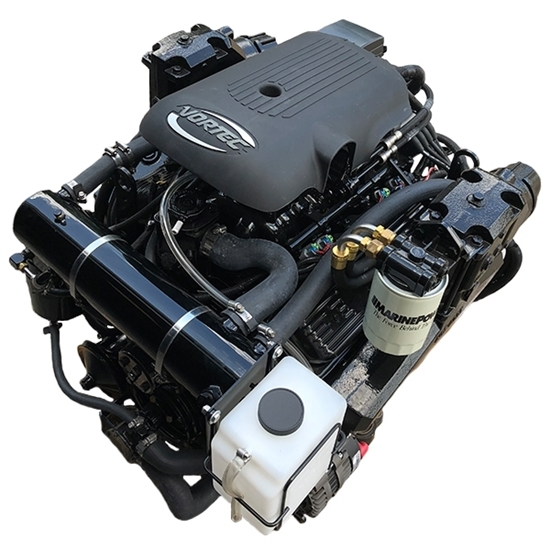 New 5.7L Complete Volvo Style Sterndrive EnPac Engine [Post-1992]