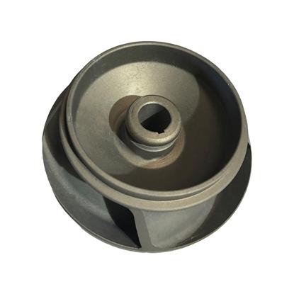 Mixed Flow Aluminum AB Impeller