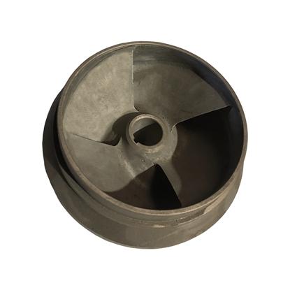 Mixed Flow Aluminum BC Impeller