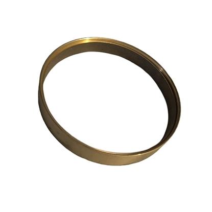 "Mixed Flow 7"" Bronze RIng"