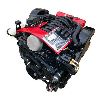 New 5.3L DI JetPac Engine with Catalyst Exhaust