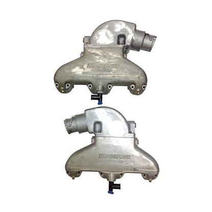 Exhaust Kit 5.0L/305ci to 5.7L/350ci Aluminum Performance