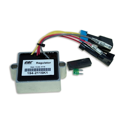 CDI Electronics 194-2115K 1 Mercury/Mariner Voltage Regulator - 2/3/4/6 Cyl (1999-2007)