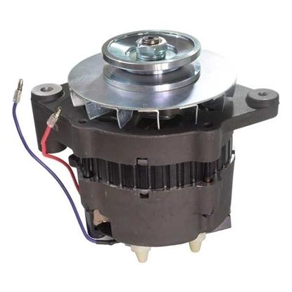 Mercury 55 Amp Single Groove Alternator Replaces 817119A1