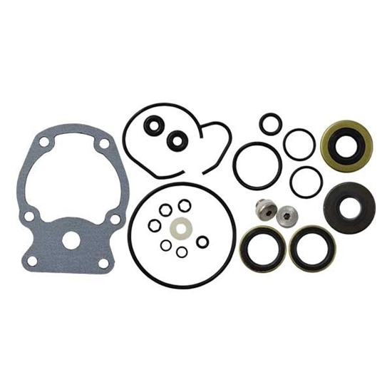 1985-2005 Johnson/Evinrude 2-Cyl Gear Housing Seal Kit Replaces 396351