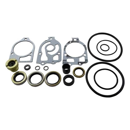 1976-80/1982-2006/2010 Mercury Lower Gearcase Seal Kit Replaces 89238A2