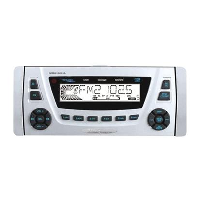 BOSS Audio Systems MR2180UA Marine 1.5-Din CD MP3 Player Receiver, Wireless Remote