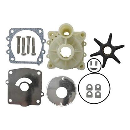 Yamaha Water Pump Kit with Housing Replaces 18-3313-1
