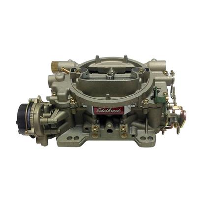 New Edelbrock 1410 Performer Series Marine 750CFM Carburetor with Electric Choke