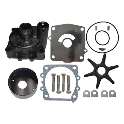 Yamaha 1984-92 115-130 HP Water Pump Kit with Housing Replaces 18-3373