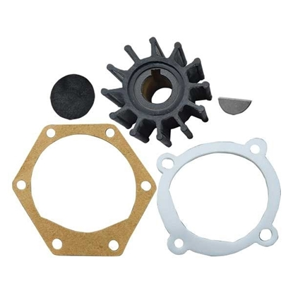 Neoprene Impeller with Gaskets Replaces 4568-0001 / 09-801B