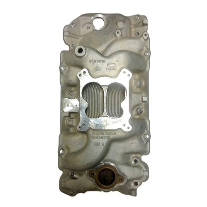 7.4L/454ci - 8.2L/502ci Big Block Chevy Aluminum Intake Manifold with Brass Insert 6269318