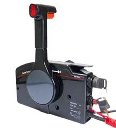 Lehr Outboard Remote Control Box with 16' Harness LPRC16