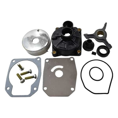 Johnson/Evinrude 1989 & later Water Pump Kit with Housing Replaces 438592