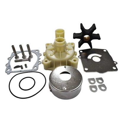 Yamaha 1997 & later 150-300 HP Water Pump Kit with Housing Replaces 61A-W0078-A1-00