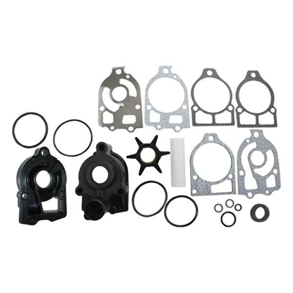 Mercury 1976-80/1982-2000 150-225 HP Water Pump Kit withBase Replaces 96148Q8