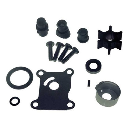 Johnson/Evinrude 1974-2001 5-15 HP Water Pump Service Kit Replaces 394711