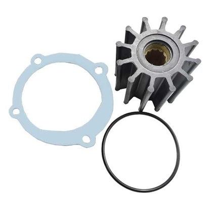 Johnson Pump 09-812B Neoprene Impeller with Gaskets Replaces 13554-0001