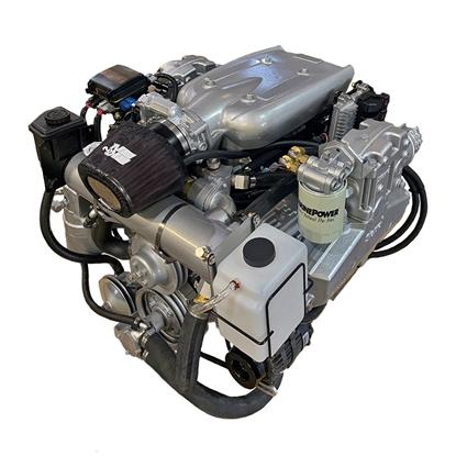 New 5.7L Complete Mercruiser Style Sterndrive EnPac Engine