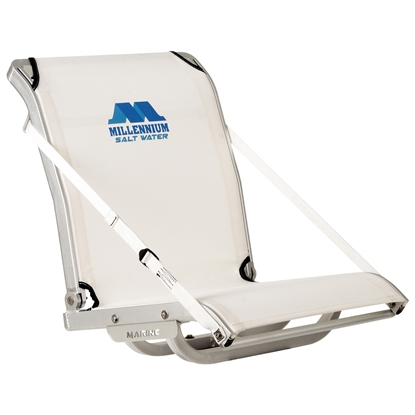 Millennium Marine ComfortMax Pro-M 100 Boat Seat P-100-WH