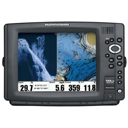 Humminbird 1159ci HD DI Combo - Down Imaging TM Transducer | 409200-1